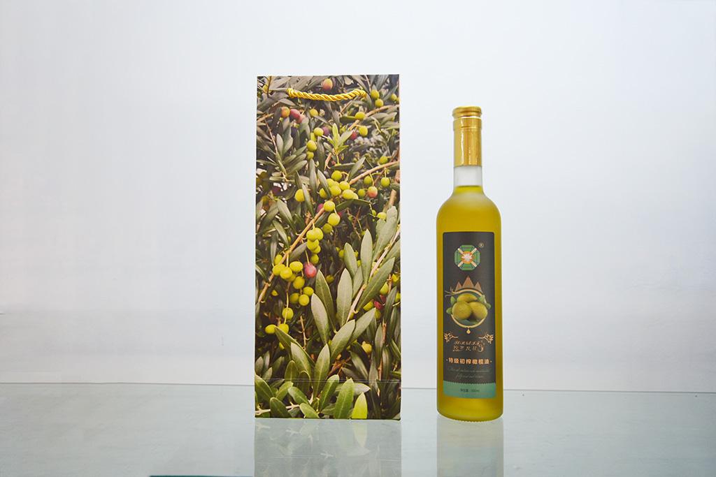 陀罗尼花-特级初榨橄榄油(玻璃简装)1瓶