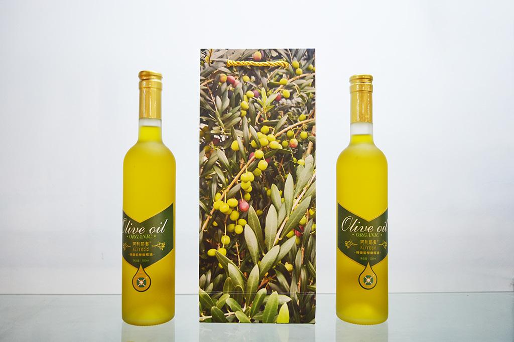 陀罗尼花-特级初榨橄榄油(玻璃简装)2瓶