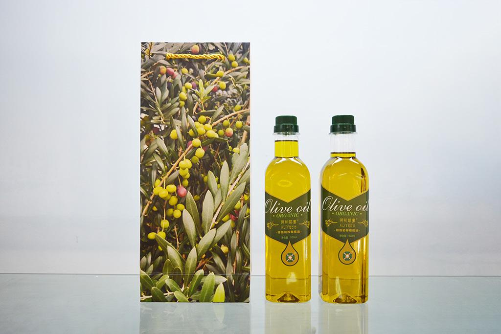 阿利耶多-特级初榨橄榄油(简装)2瓶